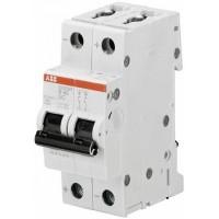 ABB Автомат.выкл-ль 2-полюсной S202MT-D13