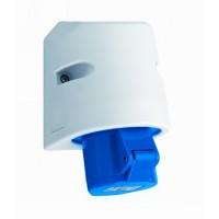 ABL Розетка для монтажа на поверхность 32А, 3Р, 230V, IP44