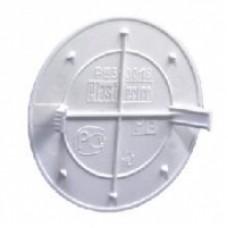 PE Крышка для распределительной коробки РЕ 100017, РЕ030041 белая