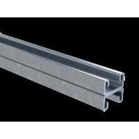 DKC Двойной С-образный профиль 41х21, L600, толщ. 2.5 мм