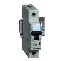 Legrand TX3 Автоматический выключатель 1P 16А (С) 6000/10kA