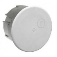 PE Коробка распределительная для сплошных стен d=70х36 бел крышка
