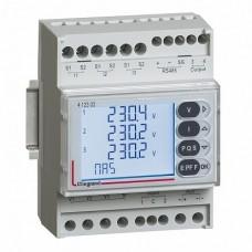 Legrand Мультиметр Модульный c передачей данный через RS-485