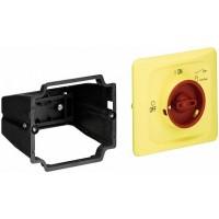 ABB Монт. комплект DMS132-Y для MS116, MS132, MS132-T, MO132 IP65 с желто-красной ручкой управления