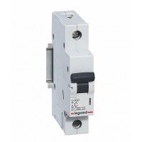 Legrand RX3 Автоматический выключатель 1P 25А (C) 4,5kA