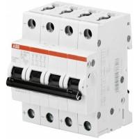 ABB S2M Автомат.выкл-ль 4-полюсной S204M B16UC