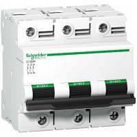 SE Acti 9 C120H Автоматический выключатель 3P 100A (B)