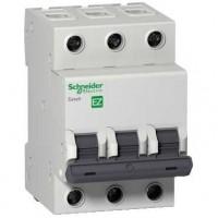 SE EASY 9 Автоматический выключатель 3P 6A (B)