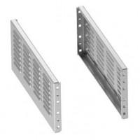 SE Spacial 2 Боковые панели ZZ цоколя вентилятора 200x400 нерж. 304L