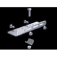 DKC Крепление к строительной балке, цинк-ламельное