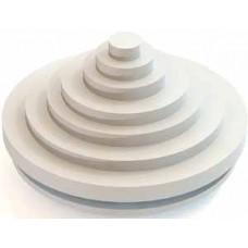DEKraft КВ-103 Белый Cальник диаметр кабеля 25-28мм IP55