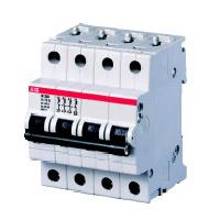 ABB M204 Автоматический выключатель 4P 6,3A