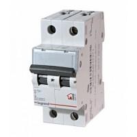 Legrand TX3 Автоматический выключатель 2P 10A (B) 6000