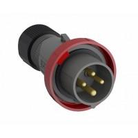 ABB Easy&Safe Вилка кабельная 316EP6W, 16А, 3P+E, IP67, 6ч