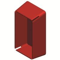 DKC Заглушка торцевая для двойного профиля LAS