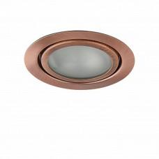 Lightstar Mobi Inc Бронза/Бронза/Бронза Встраиваемый светильник 003208 G4 1х20W IP20