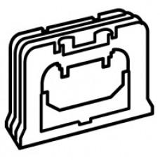 Legrand Valena Крем Резиновый сальник для вертикального соединения нескольких подъёмных рамок