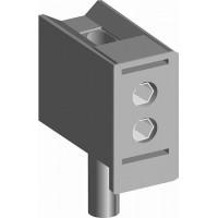 ABB OZXT2 Кабельные зажимы для подключения кабеля Al/Cu (16...120) (1комплект-3шт.)