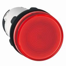 SE Сигнальная лампа, LED, 220В, красная (XB7EVM4LC)
