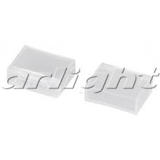Arlight Силиконовая заглушка для лент RGB-10mm (4 отверстия)