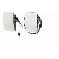 SE Компактная навесная зарядная станция для электромобилей WALLBOX STD T2S 11kW