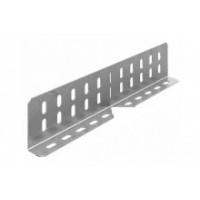 OSTEC Соединитель универсальный изменяемый для лотка УЛ высотой 80 мм (1 мм)