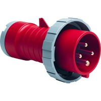 ABB P Вилка кабельная 316P9W, 16А, 3P+E, IP67, 9ч