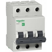 SE EASY 9 Автоматический выключатель 3P 16A (C)