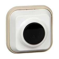 SE Wessen наруж Выключатель кнопочный (250В, 0,4А, для эл.звонков)