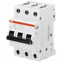 ABB 2M Автомат.выкл-ль 3-полюсной S203M C16UC