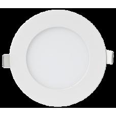 ASD Eco In Home Белая Панель LED круглая RLP 12Вт 230В 4000К 840Лм 170/150мм IP40