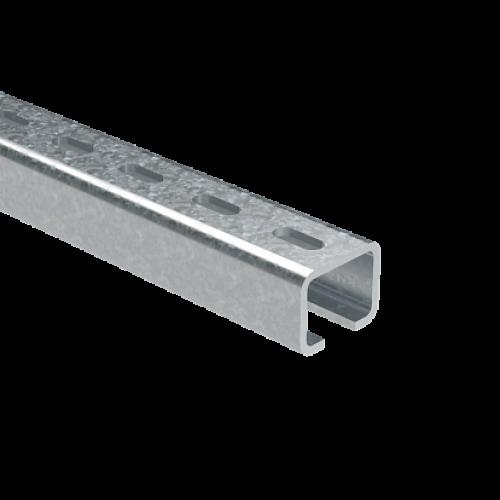 DKC C-профиль 51х40х4 L1800 горячеоцинкованный