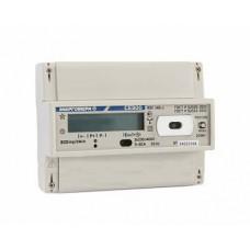 Энергомера Электросчетчик СЕ300 R31 3*230/380В, 5-10А, кт.0,5, оптопорт, Din-рейка,ЖКИ