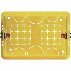 BT Коробка монтажная для сплошных стен под суппорт 3 мод