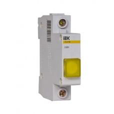 IEK Сигнальная лампа ЛС-47М (желтая) (матрица)