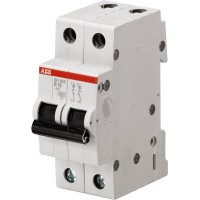 ABB SH202L Автоматический выключатель 2P 25А (С) 4,5kA
