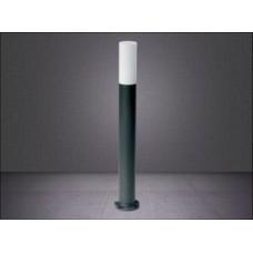 LL Iris Светильник парковый,40W, Е27, IP43, столбик 108см (плафон молочный)
