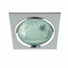Lightstar PENTO Серый/Серый/Серый Встраиваемый светильник Pento 213125 E27 1х15W IP20