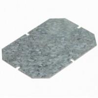 Legrand Металлическая монтажная пластина толщина 1.5 мм для коробок 155x110 мм