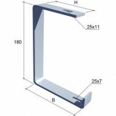 Потолочное крепление для кабельного лотка КМ-Профиль