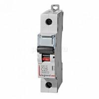 Legrand DX3-E Автоматический выключатель 1P 20А (С) 6000/6kA