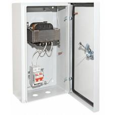 TDM Ящик с понижающим тр-ром ЯТП-0,25-220/36-2авт.IP54