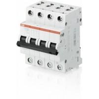ABB S203 Автоматический выключатель 3P+N 80А (B)