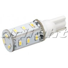 Arlight Автолампа ARL-T10-15N1 Warm White (10-30V, 15 LED 3014)