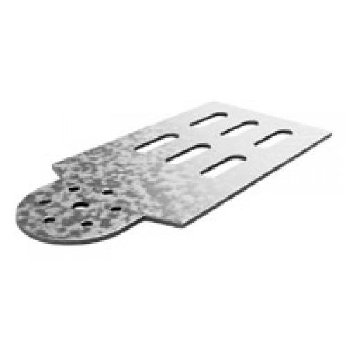 OSTEC Планка шарнирного соединения для лотка h = 100 мм