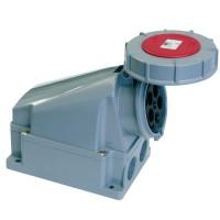 DKC Розетка наружной установки IP67 125 A 2P+E 230V