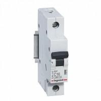 Legrand RX3 Автоматический выключатель 1P 16А (C) 4,5kA