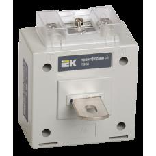 IEK Трансформатор тока ТОП-0,66 80/5А 5ВА класс 0,5