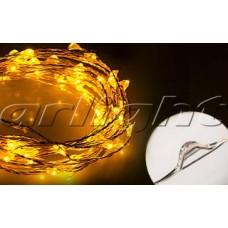 Arlight Светодиодная нить WR-5000-12V-Yellow (1608,100LED)