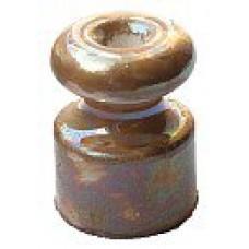 Villaris Изолятор керамический Pale brown
